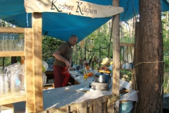 2017-05-21 Kosher Kitchen with the first cook, Marck