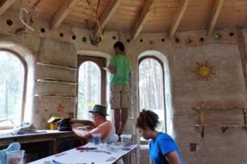 Kalkpleister-Atelier